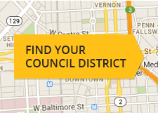 Find your council district