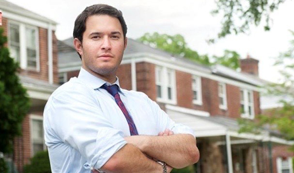 """Councilman Issac """"Yitzy"""" Schleifer in District 5."""